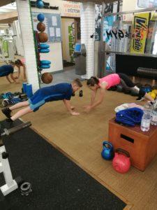 Kiscsoportos junior edzések, egész nyáron